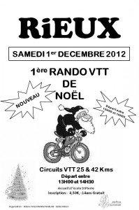 Rappel : Ce week-end, Première Rando de Noël à Rieux affiche-a61-199x300
